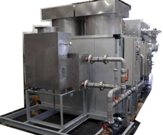非常用発電機排熱冷却システム